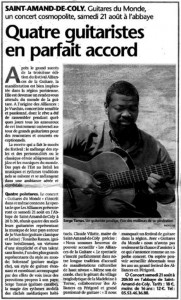 ARTICLE SERGE
